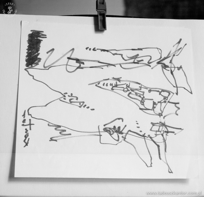 Postacie - rysunek